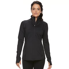 Petite Tek Gear® Performance Full-Zip Jacket