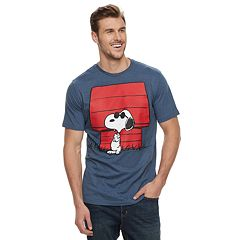Big & Tall Peanuts Snoopy Cool House Tee