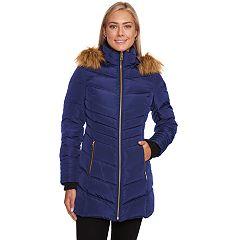 Women's Halitech Faux-Fur Hooded Heavyweight Puffer Jacket