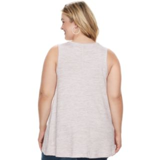 Plus Size SONOMA Goods for Life? V-neck Tank