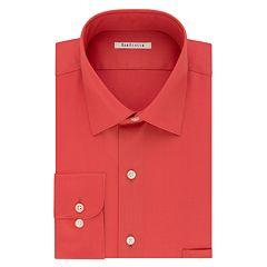 Men's Van Heusen Classic-Fit Solid Dress Shirt