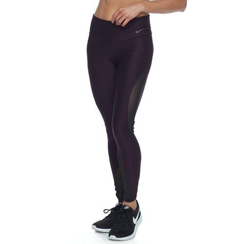 Nike Women's Mesh Training Tights.