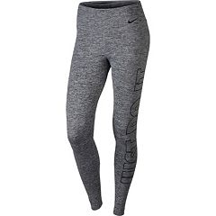 Women's Nike Power Training 'Just Do It' Graphic Tights