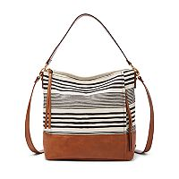Relic Colby Striped Crossbody Bag