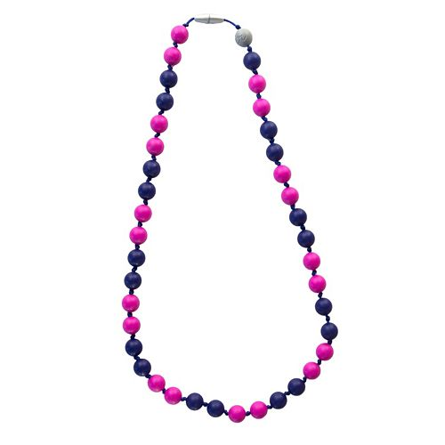 Baby Itzy Ritzy Teething Happens Round Beaded Necklace