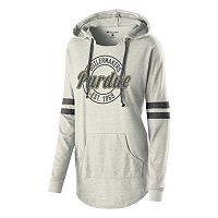 Women's Purdue Boilermakers Low Key Pullover Hoodie