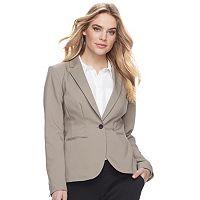 Women's Apt. 9® Torie Solid Blazer