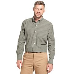 Men's Arrow Hamilton Classic-Fit Poplin Button-Down Shirt