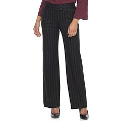 Women's Apt. 9® Modern Fit Wide-Leg Dress Pants