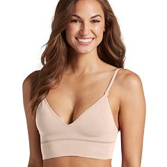 Jockey Bras: Natural Beauty Convertible Straps Bralette 2450