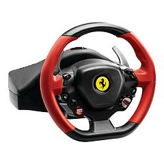 Thrustmaster Xbox One Ferrari 458 Spider Racing Wheel