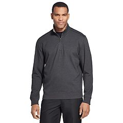 Men's Van Heusen Flex Fleece Quarter-Zip Top