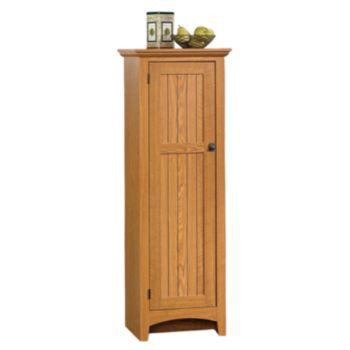 Sauder 1-Door Pantry - Oak