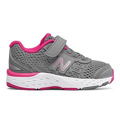 New Balance 680 v5 Toddler Girls' Sneakers