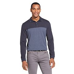 Men's Van Heusen Flex Classic-Fit Colorblock Polo