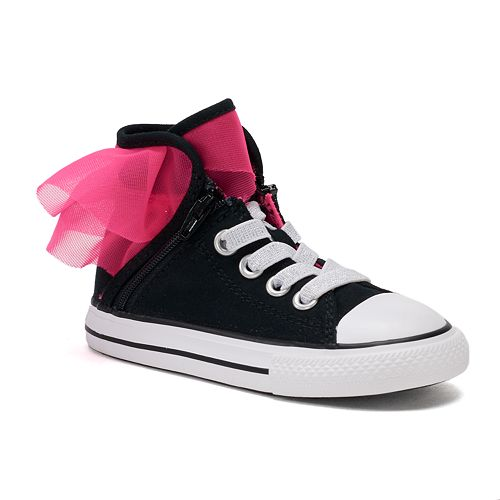 64a0ce54ac6 Toddler Converse Chuck Taylor All Star Block Party High Top Sneakers