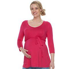 Maternity a:glow Tunic