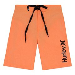 Boys 4-7 Hurley Heathered One & Only Boardshorts
