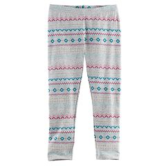Toddler Girl Jumping Beans® Foil Print Leggings