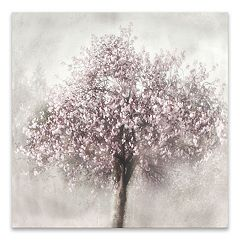 Artissimo Designs Blossoms of Spring II Canvas Wall Art