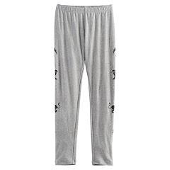Girls 7-16 Mudd® Patterned Soft Leggings