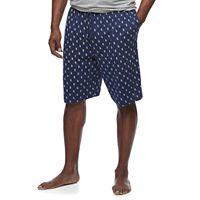 Big & Tall Croft & Barrow® True Comfort Lounge Shorts