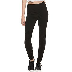 Juniors' SO® High-Waisted Moto Yoga Leggings