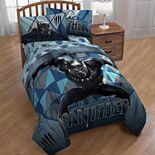 Marvel Black Panther Twin Comforter