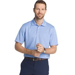 Big & Tall Van Heusen Traveler Air Classic-Fit Performance Polo