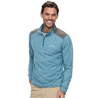 Men's Columbia Tryon Creek Classic-Fit Quarter-Zip Pullover