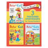 Kohl's Cares 3 in 1: I Can Read! Pete The Cat Collection