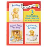 Kohl's Cares 3 in 1: I Can Read! Biscuit Collection