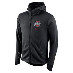 Men's Nike Ohio State Buckeyes Elite Fleece Hoodie