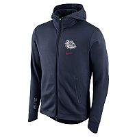 Men's Nike Gonzaga Bulldogs Elite Fleece Hoodie