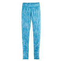 Girls 7-16 & Plus Size SO® High-Rise Space-Dyed Performance Leggings