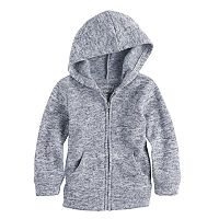 Baby Boy Jumping Beans ® Fleece-Lined Hoodie