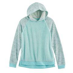 Girls 7-16 SO® Fleece Pullover Hoodie