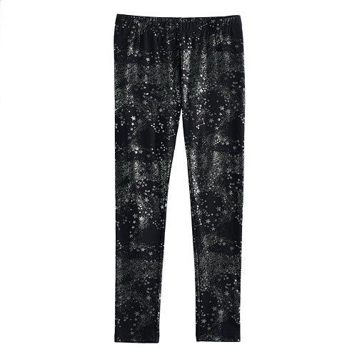 Girls 7-16 & Plus Size Mudd® Patterned Soft Leggings