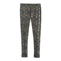 Girls 7-16 & Plus Size Mudd® Patterned Soft Leggings