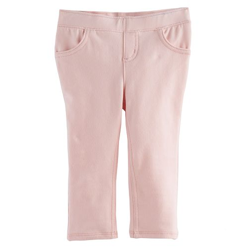 8ef5fd593 Baby Girl Jumping Beans® Solid Leggings
