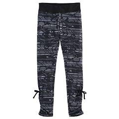 Girls 7-16 & Plus Size SO® Ruched Yoga Leggings