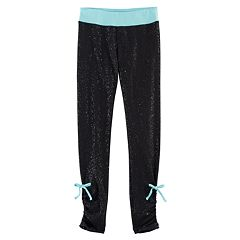 Girls 7-16 SO® Ruched Yoga Leggings
