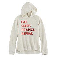 Girls 7-16 & Plus Size SO® Holiday Fleece Sweatshirt