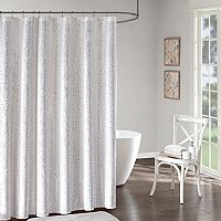 Intelligent Design Everly Printed Shower Curtain