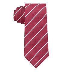 Men's Croft & Barrow® Striped Skinny Tie