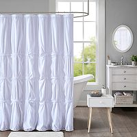 Intelligent Design Quinn Printed Shower Curtain