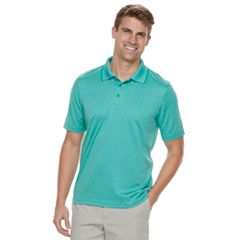 Men's Croft & Barrow® Cooling Classic-Fit Performance Polo