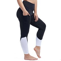 Plus Size Marika Curves Colorblock Ankle Leggings