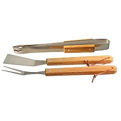 Natico 3-piece Barbecue Set