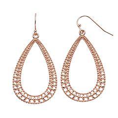 Nickel Free Teardrop Earrings